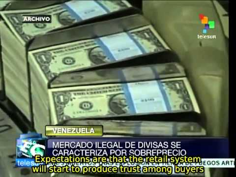 New currency exchange system in Venezuela raises expectations