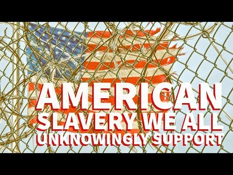 Prison Labor: The New American Slavery We All Unknowingly Support