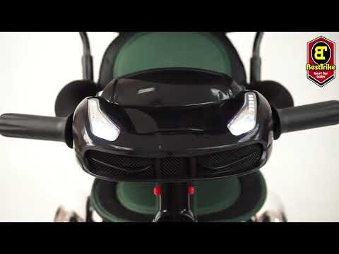 Велосипеды 3 х колесные  Модель 5890 от ТМ 'Best Trike'  Обновление 2019 года