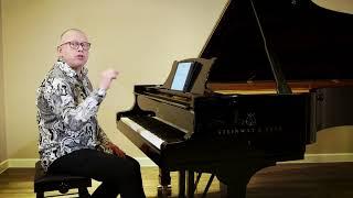 Piano Lesson: Fingering for scales arpeggios, chords etc