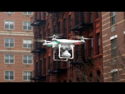 Growing number of drone-airplane near misses
