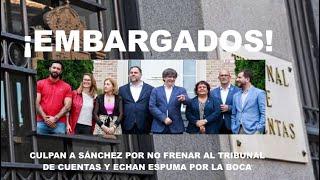 ¡DURÍSIMO GOLPE A LOS SEPARATISTAS: EL TRIBUNAL DE CUENTAS SE MANTIENE FIRME!