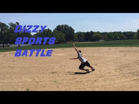 Dizzy Sports Battle | SPORTTRICKSHOTS