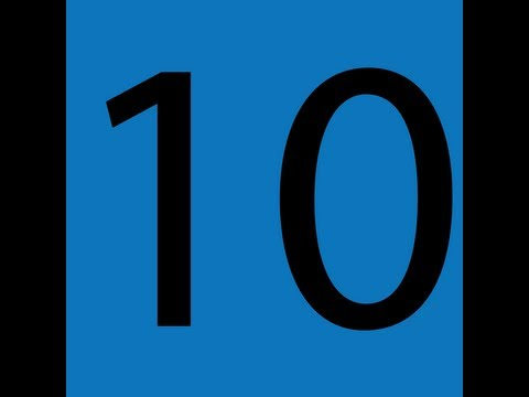 Counting By 10 Song - Beginner