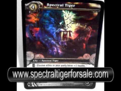 swift spectral tiger how to get
