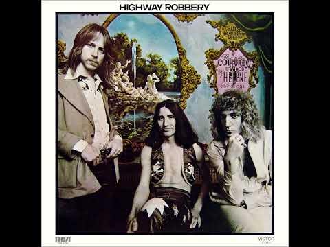 Highway Robbery - For Love or Money (Full Album) 1972