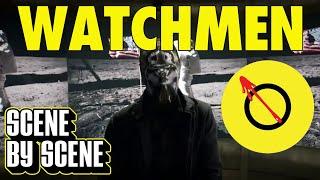 Watchmen Trailer 1 Breakdown | Scene by Scene | HBO 2019