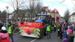 Der Tulpensonntagszug in Viersen 07.02.2016 (3/5)