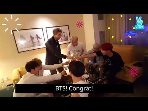 [BTS] BTS's V after AMAs_12s