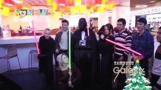 «Звездные войны. Эпизод VII» по-казахски