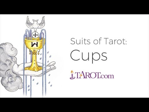 Tarot Suits: The Cups Cards