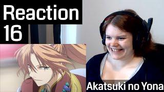 Akatsuki no Yona Episode 16 Reaction