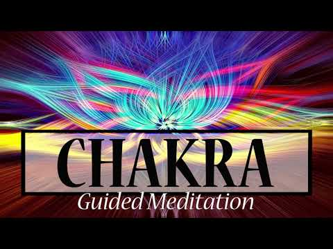 Positive Energy Chakra Meditation 10 Minute Guided Activation & Alignment