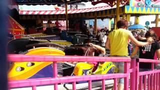 Hongkong Disneyland, Amusement Park and Ocean Park
