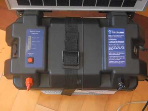 OG Solar OG 035 Solar Power Generator