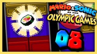 MARIO & SONIC AUX JEUX OLYMPIQUES DE TOKYO 2020 #8 - À LA RECHERCHE DES MAKI MIRACLES !!
