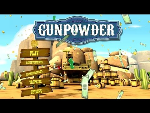 Trailer do filme Gunpowder