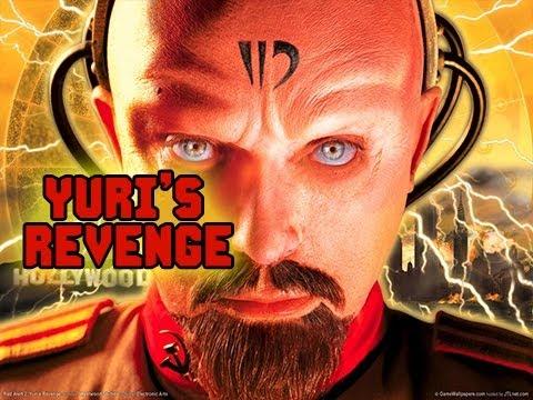 Red Alert 2 Yuri's Revenge -  Allies - Mission 3: Power Play