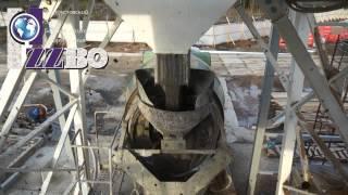 Бетонный завод РБУ ЛЕНТА-54 Санкт-Петербург(Бетонный завод производительностью 54 куба за час работы. Подача инертных материалов в двухвальный бетонос..., 2015-06-10T09:44:09.000Z)