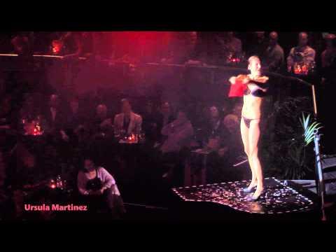 Ursula Martinez, 'Hanky Panky', Magic Striptease - (MA+ Nudity) poster