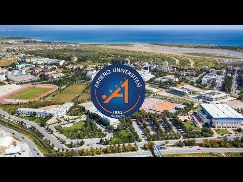 Antalya Akdeniz Üniversitesi 2018 BESYO Özel Yetenek Sınav Parkuru
