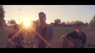 Walking Backwards (Acoustic Version) - Sam Tsui & friends
