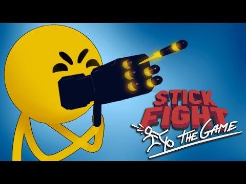 Stick Fight: The Game  Smesni Momenti - OPSTANAK NAJJACEG STICKMANA W/ CerixHD