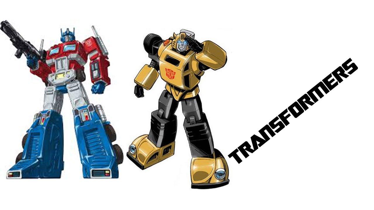 Transformers movie vs g youtube