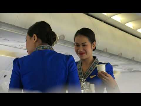 Lao Airlines • Flight Report • QV536 • Singapore To Vientiane • SIN-VTE • A320