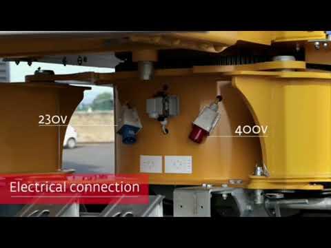 Обзор быстромонтируемого крана POTAIN IGO 14 M на самоходном ходу