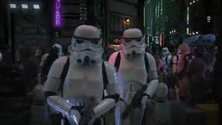 Star Wars Underworld - The Canceled Star Wars Live Action Show Test Footage