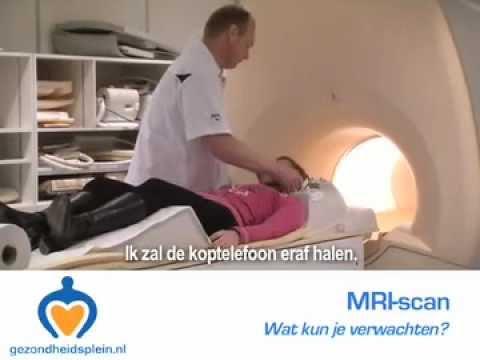 MRI-scan - Wat kun je verwachten bij een MRI?