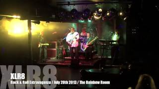 "XLR8 ""Cover of Prisms Spaceship Superstar"" Live @ The Rainbow Room"