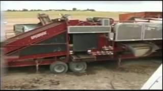 Spudnik Potato Equipment by Evergreen Implement