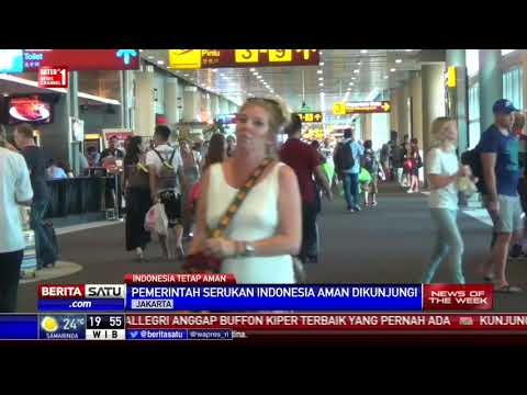 News of The Week: Indonesia Tetap Aman