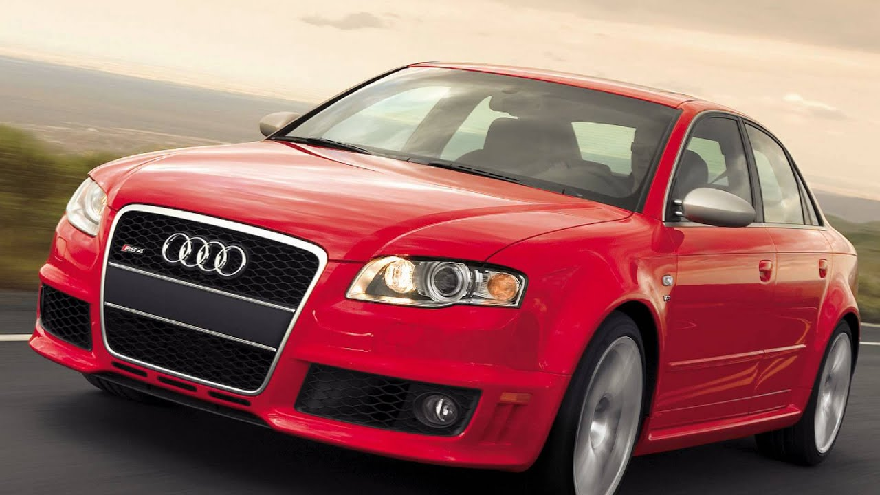 2008 audi rs4 - youtube
