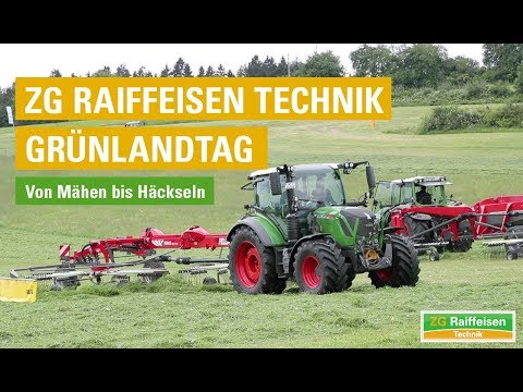 ZG Raiffeisen Technik Grünlandtag