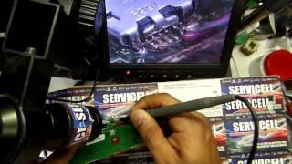 tecnica o truco para reparar cualquier falla de carga en una tablet o celular alternativamente