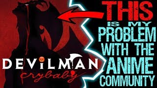 Why the PewDiePie Devilman Crybaby Anime Review was the Best on YouTube - NUX RANTS