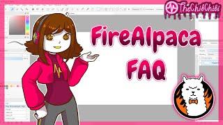 FireAlpaca Tutorial: FAQ