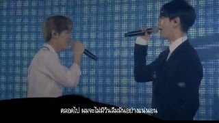 [THAISUB] YESUNG (SUPER JUNIOR) & BAEKHYUN (EXO) - Harmony In The End Of Summer @  SMTown in Osaka
