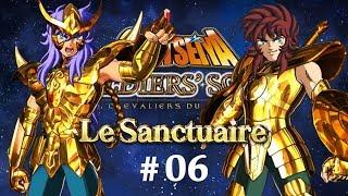 Saint Seiya Soldiers' Soul - Le Sanctuaire - Episode 6