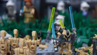 LEGO STAR WARS Clone Base on Cato Neimoidia