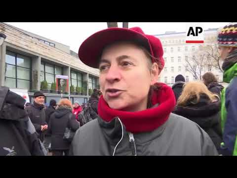 Opposition holds anti-government rallies to mark Hungary's 1848 revolution