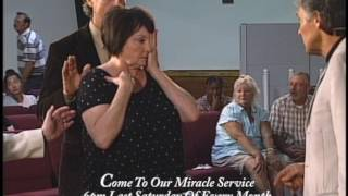 Healings And Miracles Including Blind Eyes Opened - Mel Bond