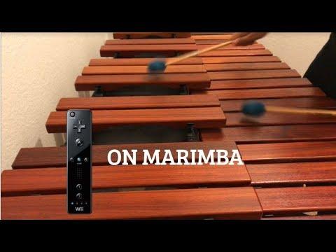 Mii Channel on Marimba