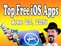 Best [Top 5 Free] iOS Games & Apps April 2014 iPhone, iPad, iPad