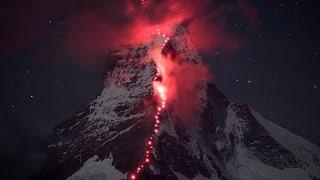 Mammut Making Of Key Visual Matterhorn 2...