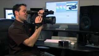 Sony PMW-EX1 XDCAM HD camera