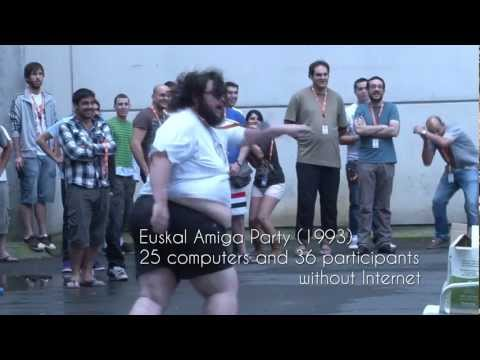 El vídeo resumen de una @Euskal Encounter para recordar #ee20
